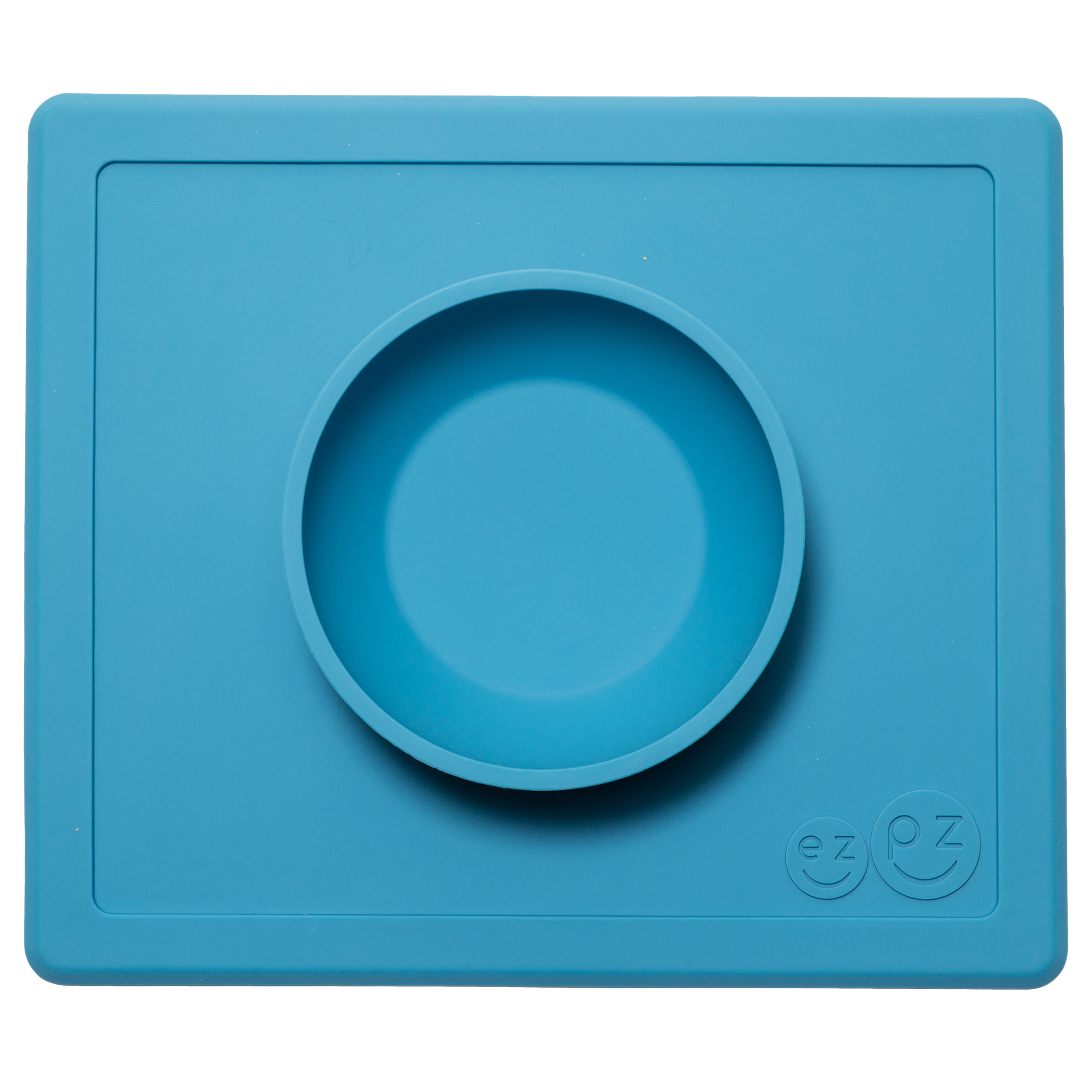 Миска-килимок блакитний
