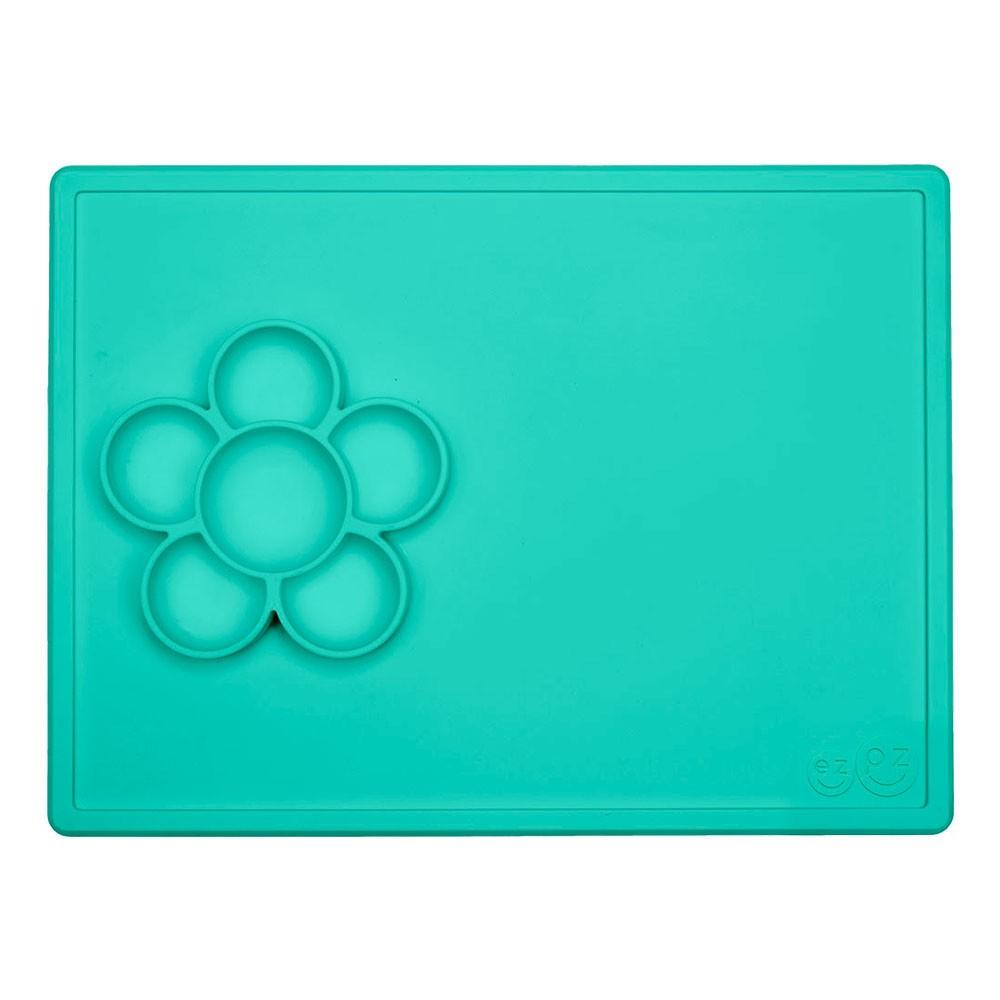 Тарілка-килимок зелений