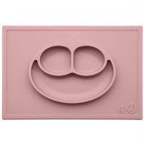 Тарілка-килимок рожевий