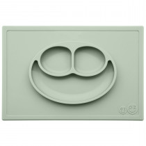 Тарілка-килимок оливковий