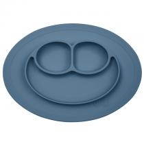 Тарілка-килимок синій