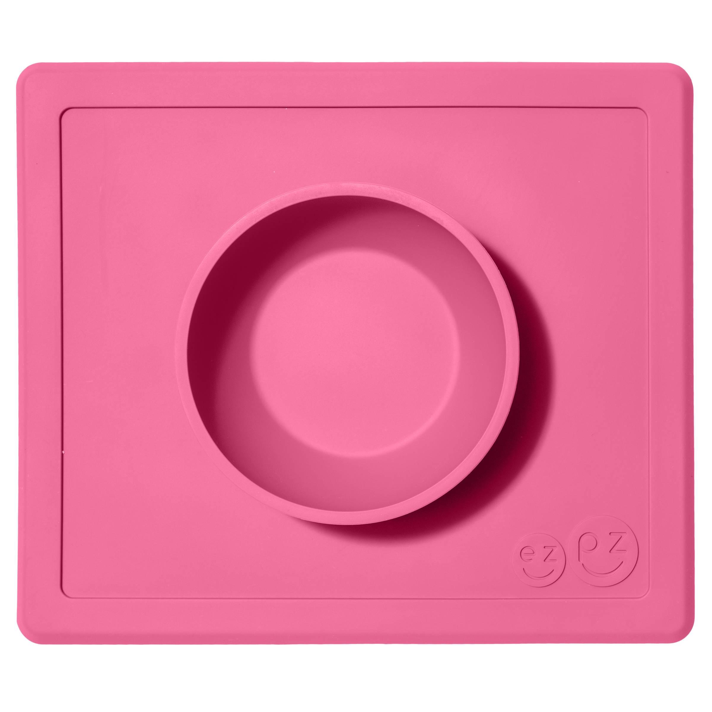 Миска-килимок рожевий