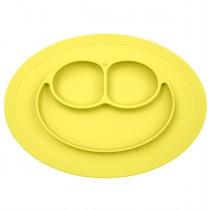 Тарелка-коврик жёлтый