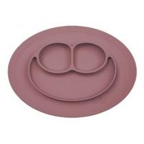 Тарелка-коврик фиолетовый